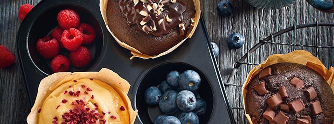 Ikea Muffins premium muffins in begeisternder sortimentsvielfalt